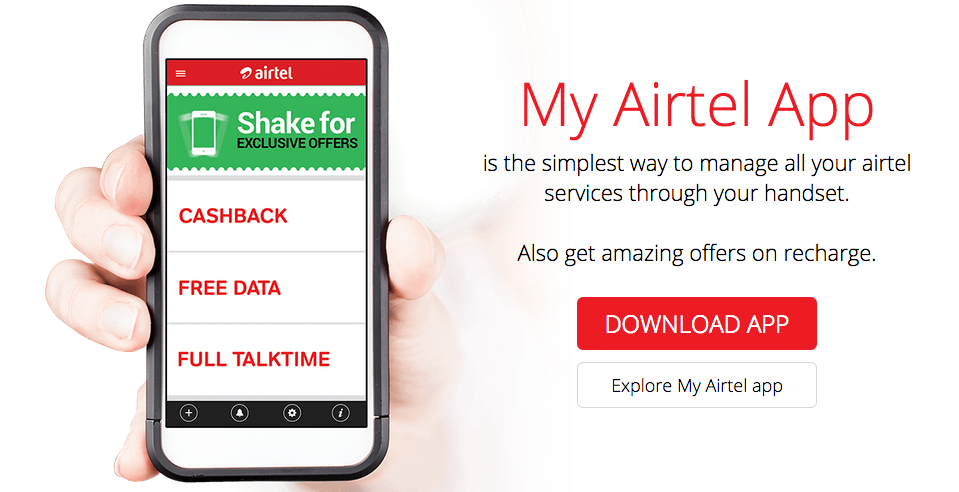 Shake It With Airtel (1/2)